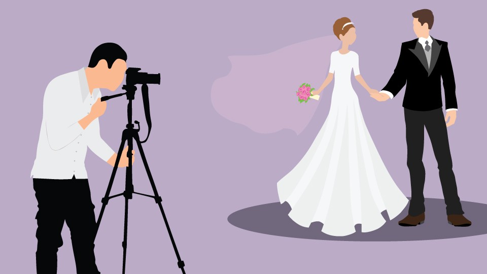 Three Tips that will help you Enjoy Triple Benefits of Wedding Photography