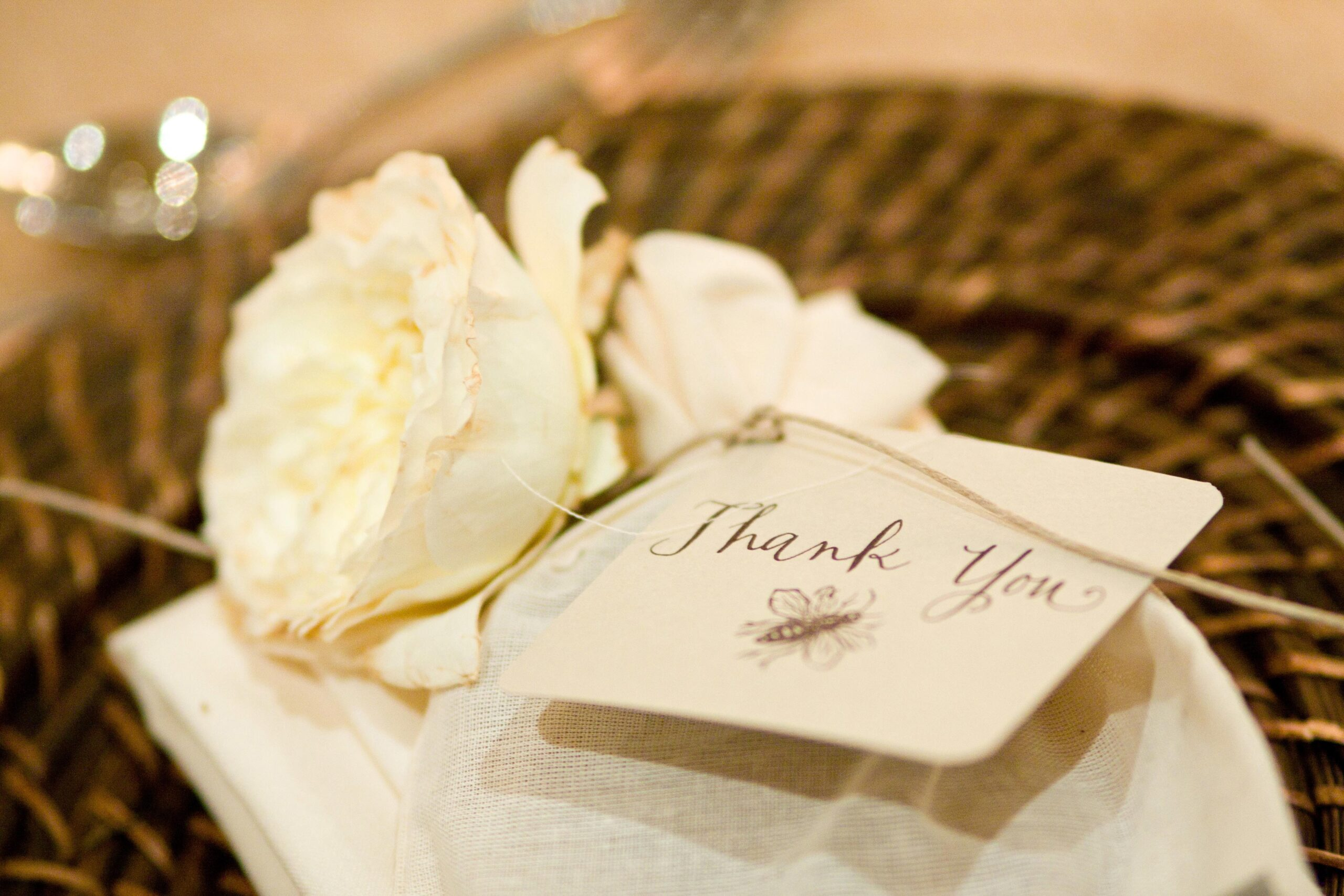 Wedding favor dos and don'ts